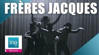 """Les Frères Jacques """"La queue du chat"""" (live officiel) - Archive INA"""