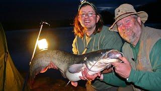 Поймать невозможное 3 Рыбалка на сома в Англии Летняя идилия catching the impossible