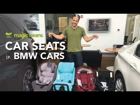 Car Seats In BMW Cars | Nuna Pipa Rava | Clek Foonf | Cybex Cloud Q | X5 | 528
