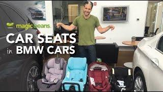 Car Seats in BMW Cars   Nuna Pipa Rava   Clek Foonf   Cybex Cloud Q   X5   528