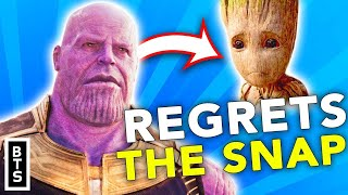 Avengers Endgame Theory: Marvel's Thanos Will Regret His Snap And Work With The Avengers