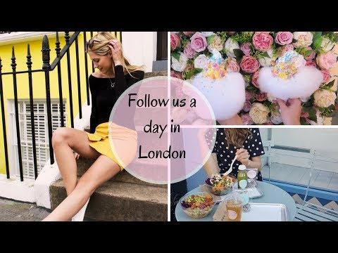 New look - Asos - Follow Us Around London