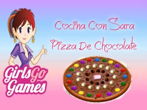 Sara Juegos Para Hacer Pizza Www Imagenesmi Com