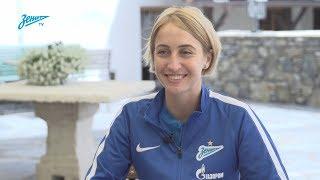 """Мария Бурова: «Я всегда первая. И не только в """"Зените"""", но и во всем российском футболе»"""