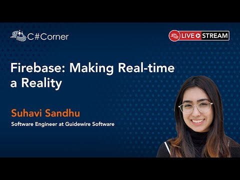 Firebase: Making Real-time a Reality || Women Data Summit 2021