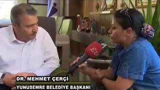 Yunusemre Belediye Başkanı Mehmet Çerçi (16-07-2015)-NURGÜL YILMAZ & www.nurgulyilmaz.com Video