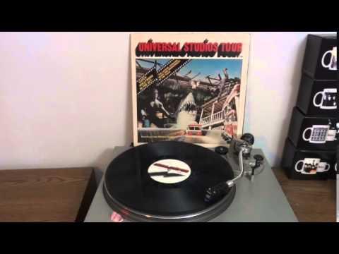 1979 Universal Studios California Tour LP Vinyl Record