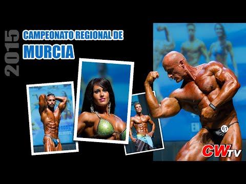 Campeonato Regional de Murcia FEFF 2015 de Fisicoculturismo y Fitness