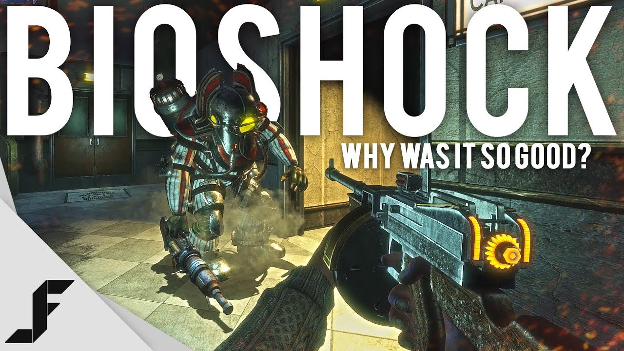 Why was Bioshock so good?