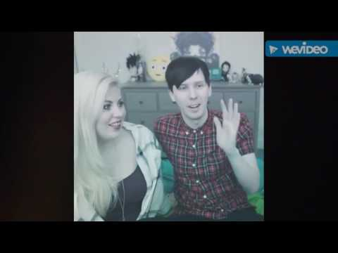 Dan and Phil Vine Edits