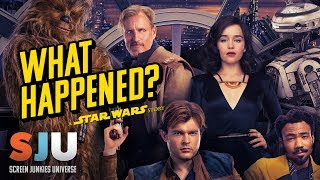 What Happened With Solo: A Star Wars Story?? - SJU (Spoilers)