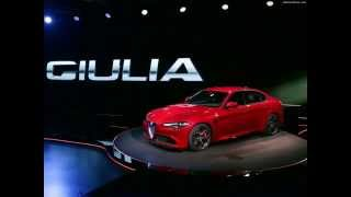 Тест драйв нового Alfa Romeo Giulia - Новинки авто 2015 - 2016