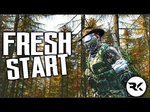 DayZ Standalone - Starting Fresh