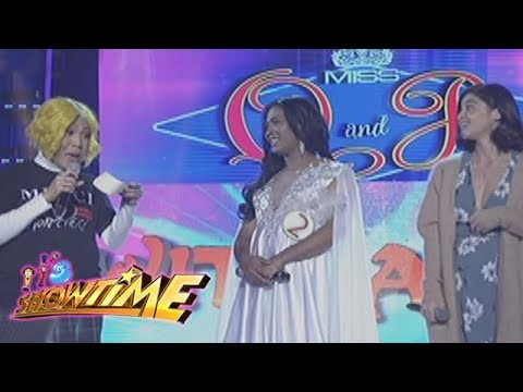 It's Showtime Miss Q & A: Why is Vice Ganda always summoned by the management?