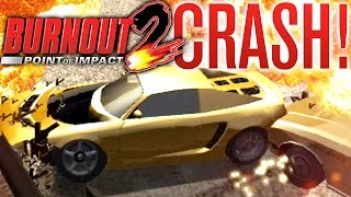 CRASH MODE!!! | Burnout 2 Gameplay