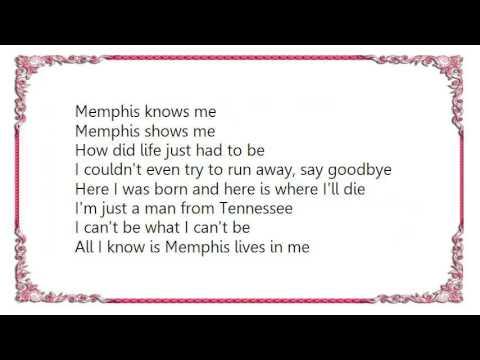 Bon Jovi - Memphis Lives in Me Lyrics