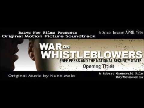 War On Whistleblowers Opening Titles
