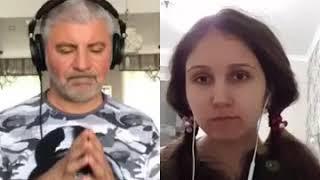 небо на ладони Сосо Павлиашвили и Кристина