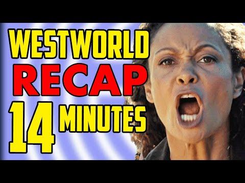 Westworld RECAP  Seasons 1 + 2 In CHRONOLOGICAL Order
