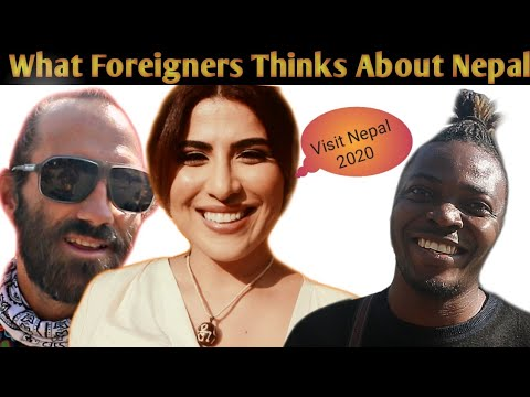 What Foreigners Think About Nepal   Visit Nepal 2020   Nepal Reacts   Epic Reaction