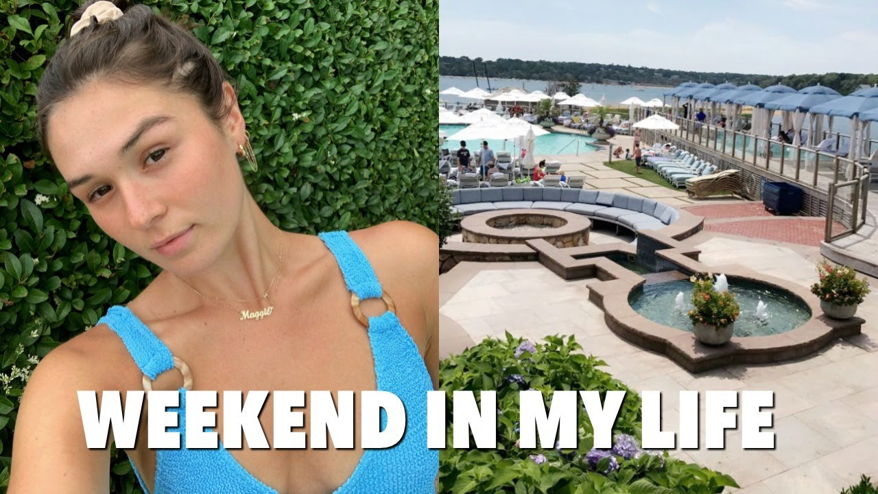 VLOG: weekend staycation on cape cod!