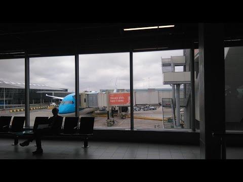 KLM BOEING 787-9 Amsterdam to Osaka