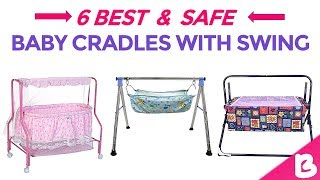 6 Best Baby Cradles with Swing in India with Price   Gift to New Born Baby