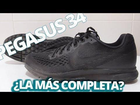amazon big discount 100% genuine Nike Pegasus 34: análisis a fondo y opiniones ...
