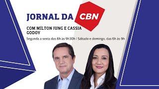 Jornal da CBN - 24/06/2021