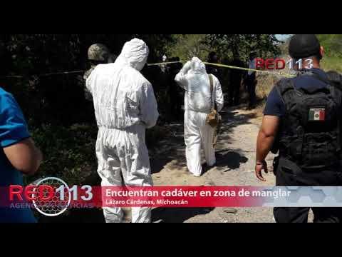 VIDEO  Cadáver con signos de violencia es hallado en los manglares cerca del Boulevard Costero en LC