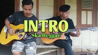 Gambar cover INTRO SKA  |Full Variasi|Gitar Akustik |Cover by Banginot ft.Grbean