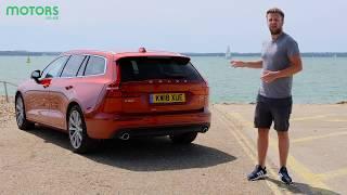 Motors.co.uk - Volvo V60 Review
