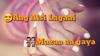 💝MeRe RaSaKe KaMar 💝WhatsApp Status Video | Romantic Beautiful Video