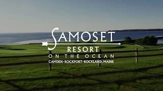 Samoset Resort in Rockport, Maine