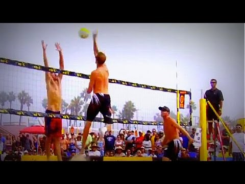AVP - Blocks Of The Week At Huntington Beach