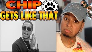 UPDATE + CHIP - GETS LIKE THAT FEAT. GHETTS (OFFICIAL VIDEO) Reaction REAL GRIME!