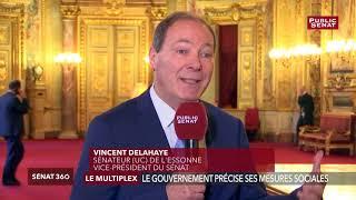 Gilets jaunes : L'exécutif « paye son inexpérience politique » selon Vincent Delahaye