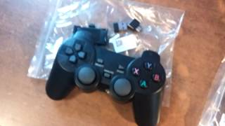 Bad 2.4Ghz USB Wireless Vibration Micro Game Controllers from China