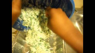 Quick & Easy Hot Spinach Dip