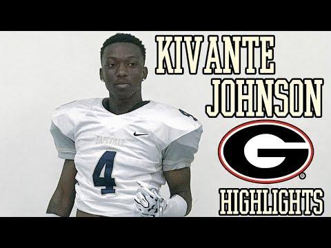 The #1 Kick Returner in HIGH SCHOOL?!?! KiVante Johnson Football Highlights - Hapeville Charter