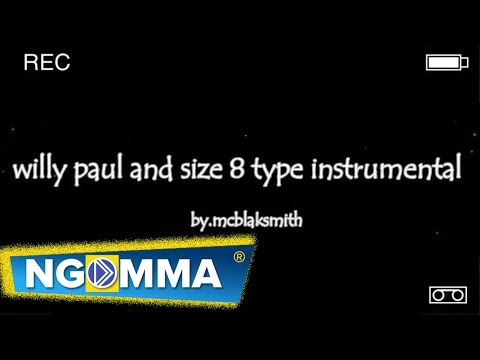 NEW willy paul and size 8 type instrumental
