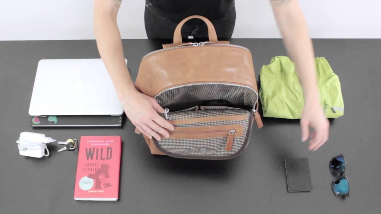ad13eb5d4c0 dbramante1928 GO Svendborg Canvas Laptop Rugtas 16 inch Hunter   MARINGTON