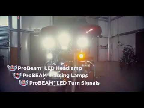 Custom Dynamics® ProBEAM® Flat Turn Signals