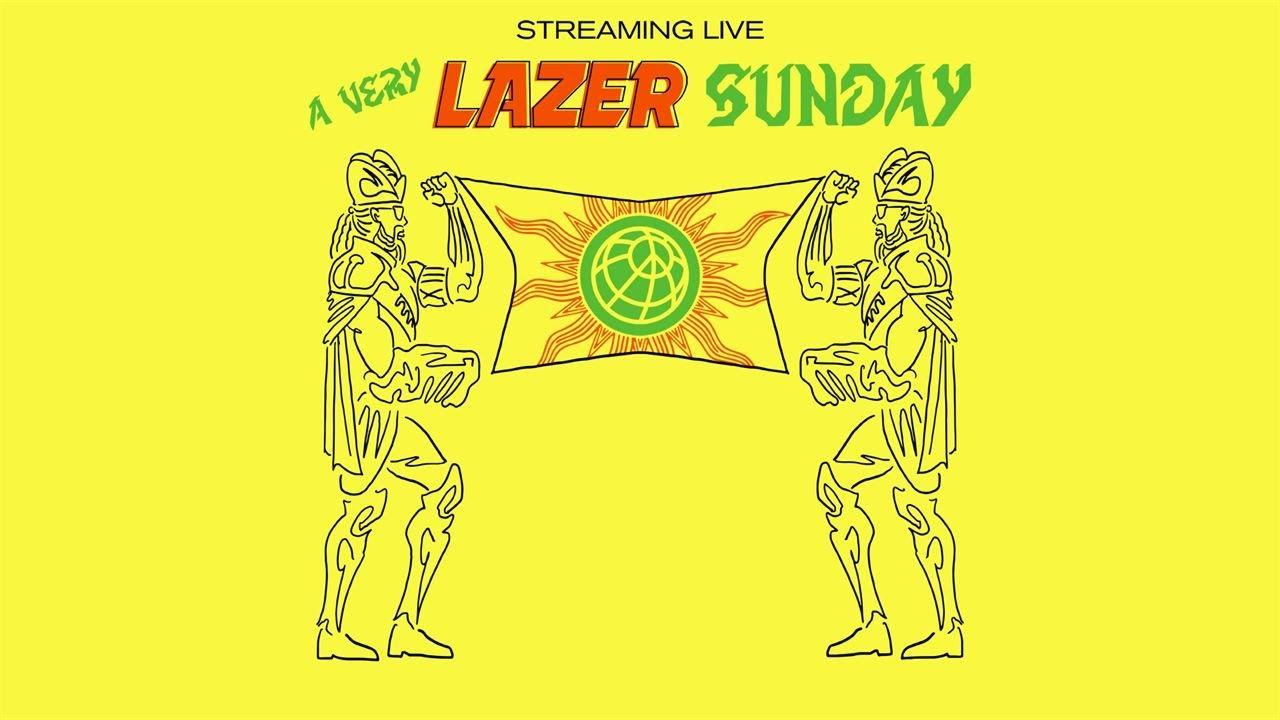 Major Lazer - A Very Lazer Sunday (Live from Lazer Studios #2)
