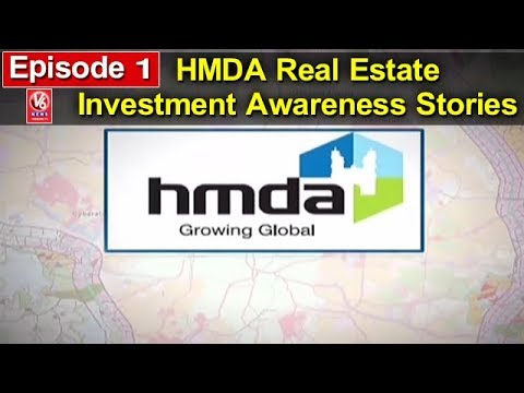 HMDA Real Estate Investment Awareness Stories | Episode 1 | V6 News