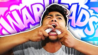 WARHEADS SPRAY CHALLENGE! | Would You Rather