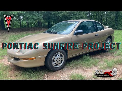 1999 Pontiac Sunfire How to install Radiator fan and wipers