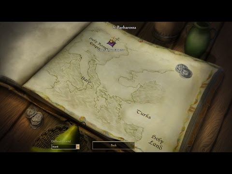 Age Of Empires II: Age Of Kings Campaign - 5.1 Barbarossa: Holy Roman Emperor