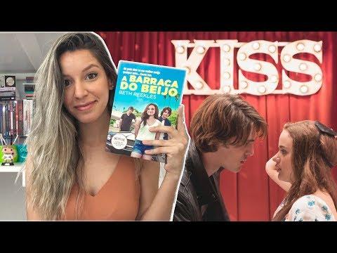 A Barraca Do Beijo Livro Vs Filme Sem Spoilers Memorias De