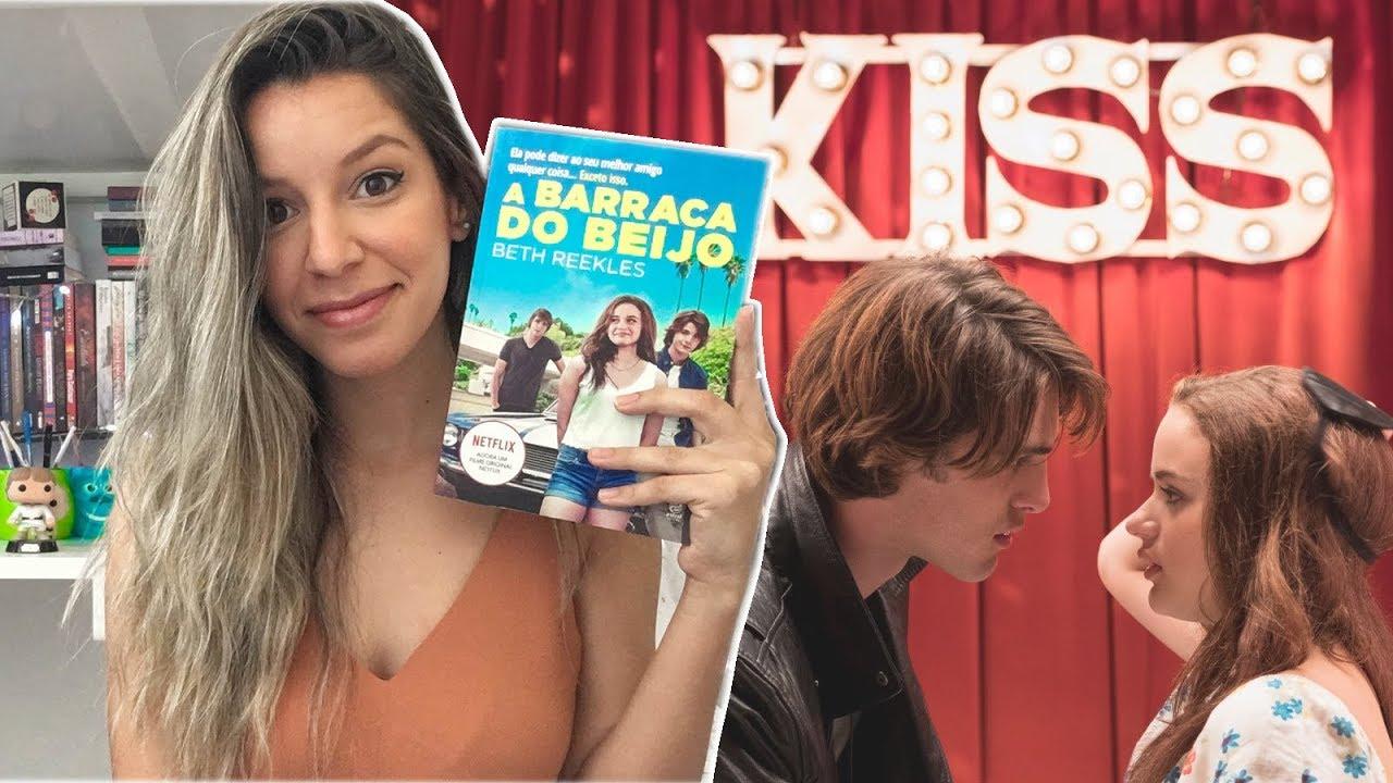 A Barraca Do Beijo Livro Vs Filme Sem Spoilers